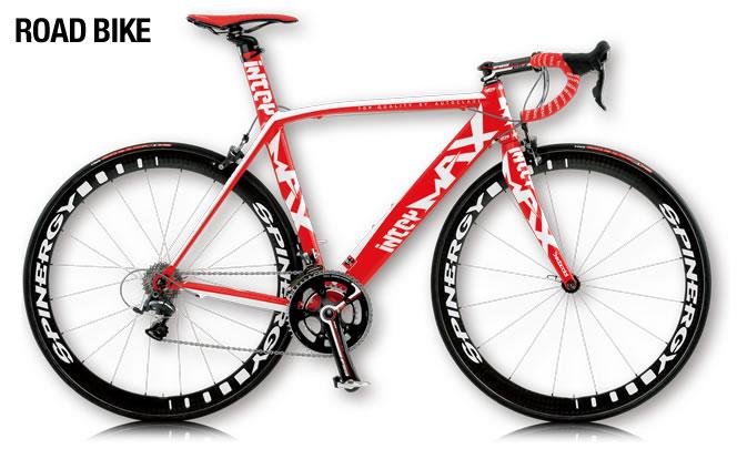 Intermax インターマックス ロードバイク
