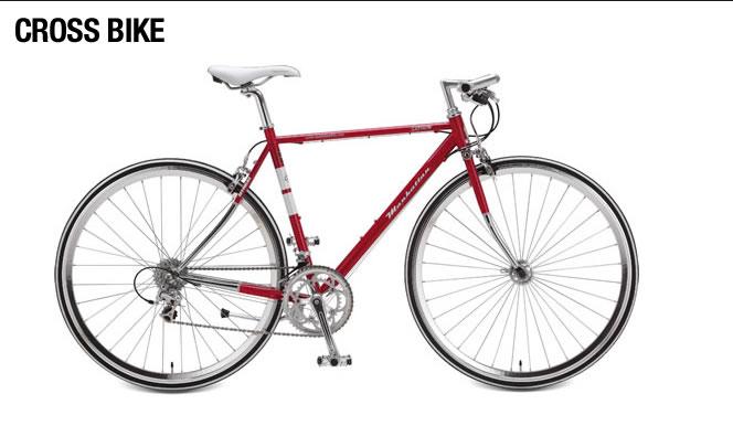 マンハッタンバイク クロスバイク