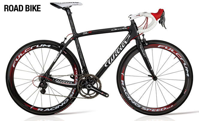 Wilier ウィリエール ロードバイク